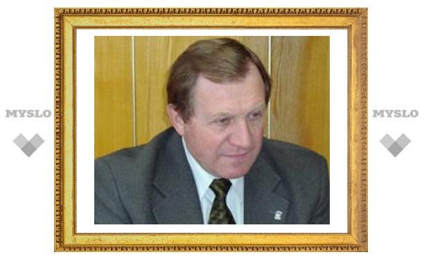 Главу Ясногорского района задержали за взятку