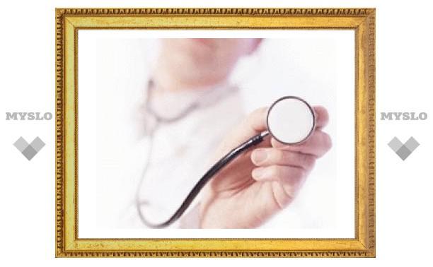 В Тульской области задержали врача-взяточника