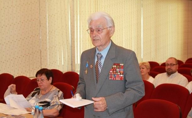 В Туле звание «Почетный гражданин» присвоят трём ветеранам войны