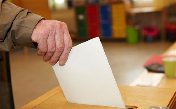 Тульский облизбирком заверил списки трех партий на выборы в облдуму