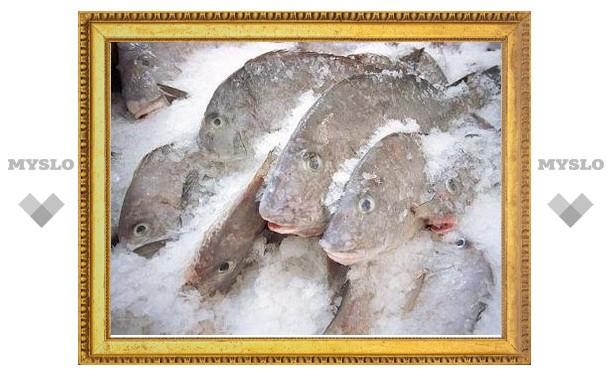 Туляки перестанут платить в магазинах за лед