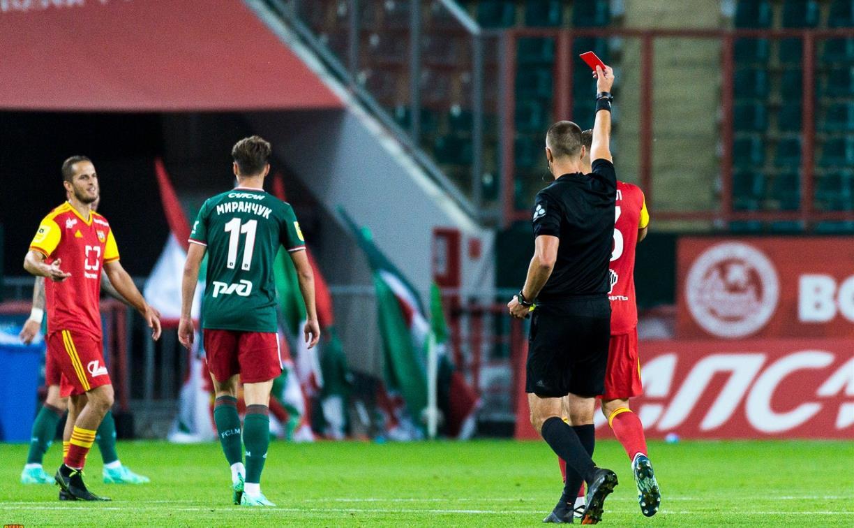 «Локомотив» – «Арсенал»: упущенная победа за 10 минут до конца матча