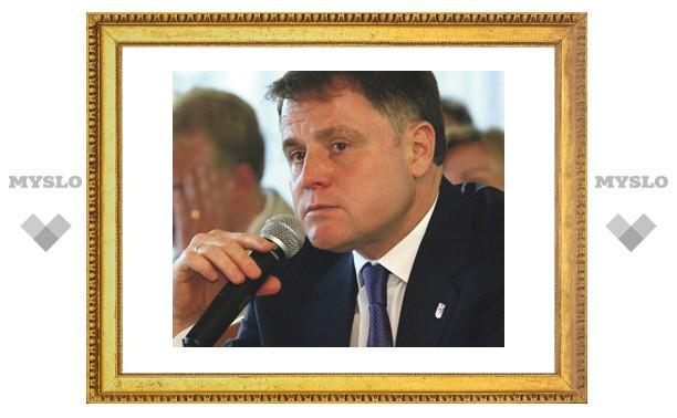 Владимир Груздев ответит на вопросы туляков
