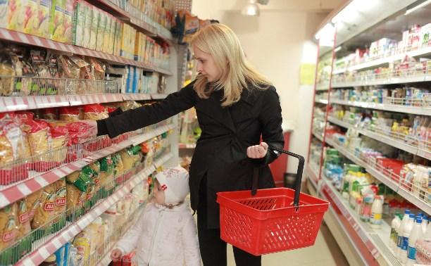 Цены в 2017 году в тульских магазинах вырастут на 6,3%