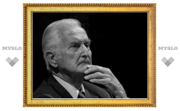 Умер мексиканский писатель Карлос Фуэнтес