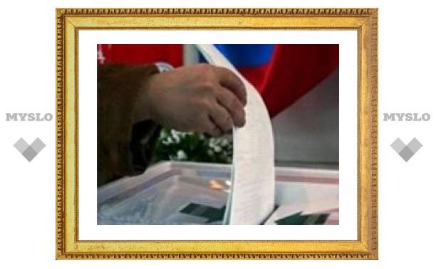 В Центральном районе Тулы прошли выборы