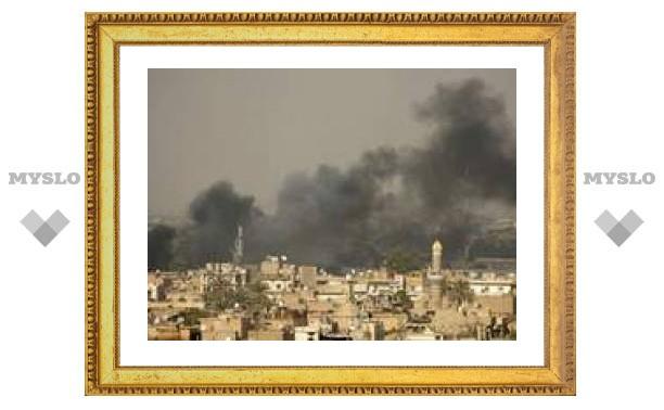 Багдадский район подвергся минометному обстрелу