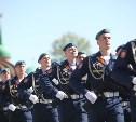 Тульские десантники празднуют 85-летие ВДВ