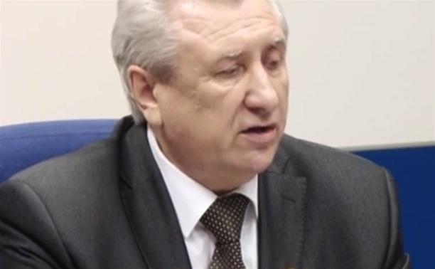 Глава Центрального банка РФ по Тульской области снят с должности