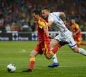 В первом матче сезона «Арсенал» сыграл вничью с  «Динамо»– 1:1