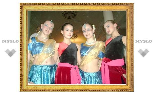 Тульский шоу-балет «Цветы» покорил Воронеж