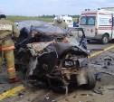 На трассе «Дон» под Богородицком столкнулись три машины