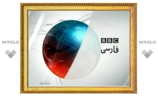 """В Иране арестовали пять человек за сотрудничество с """"Би-би-си"""""""