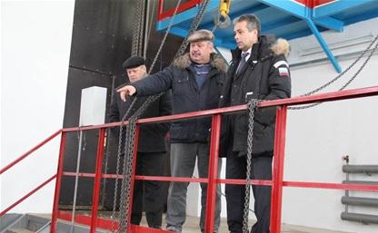 В Новомосковске продолжает реализовываться «Большая Вода»