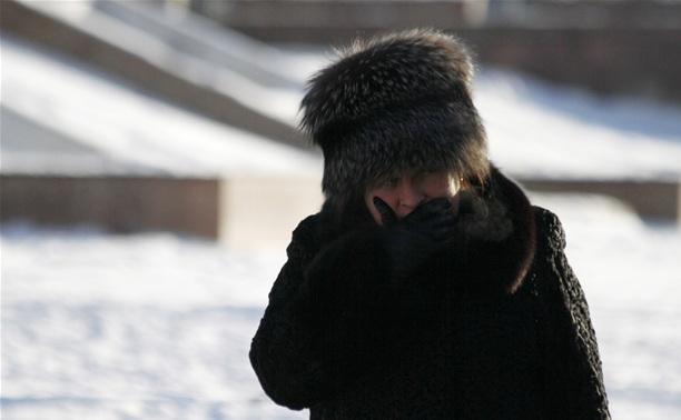 Морозы в ближайшее время в Тулу не вернутся