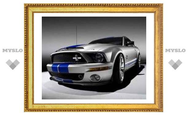 Самый мощный Ford Mustang выпустят ограниченной серией