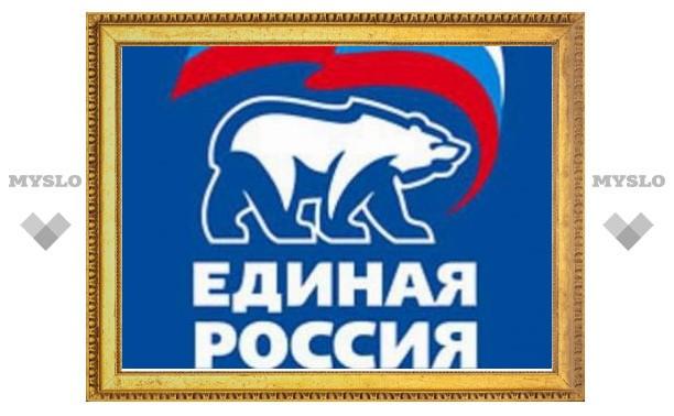 """""""Единую Россию"""" обделили эфирным временем на телевидении"""