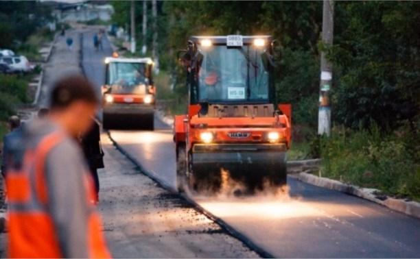 В октябре на улицах Тулы появится новый тротуар