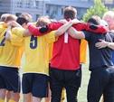 Туляки отличились в футбольных состязаниях в Санкт-Петербурге