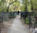На Троицу в Новомосковске закроют въезд на кладбище