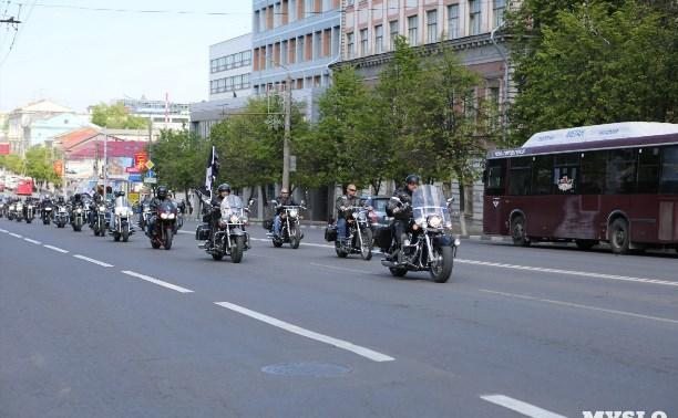 Совет Федерации предложил ввести налоговые льготы для мотоциклистов-доноров