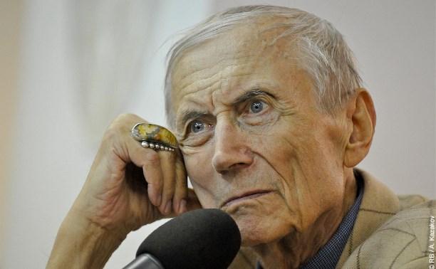 Евгений Евтушенко прочитает свои стихи в одном из храмов Тульской области (обновлено)