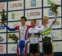 Тульские велосипедисты успешно выступили на юниорском первенстве мира