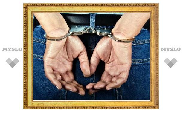 В Ясногорске задержаны трое разбойников