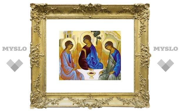 Туляков на Рождество спасла Святая троица