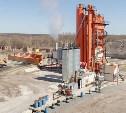 В Тульской области начали работу 7 асфальтобетонных заводов