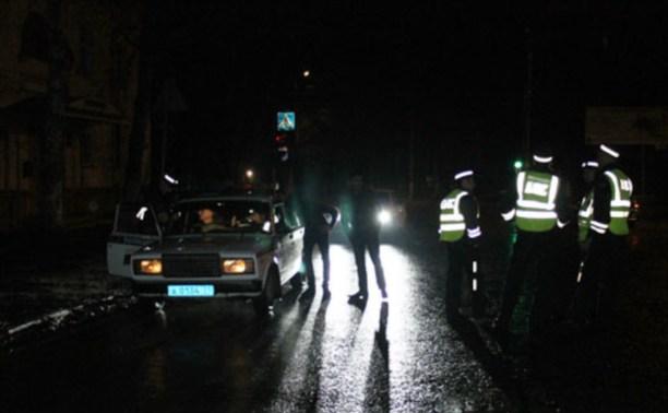 В ДТП в Венёве пострадал подполковник полиции
