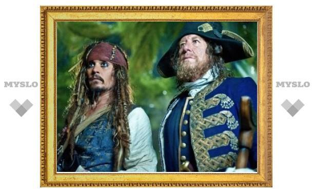 """""""Пираты Карибского моря"""" поставили новый рекорд в российском прокате"""