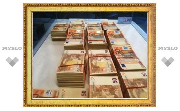 В ФРГ конфискована самая крупная в истории партия фальшивых денег
