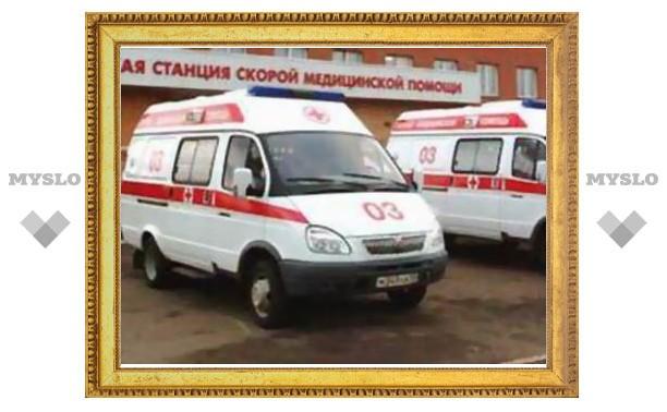 Скорая помощь в Новосибирске стала призжать вчетверо быстрее