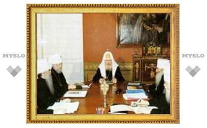 Священный синод одобрил воссоединение с РПЦЗ