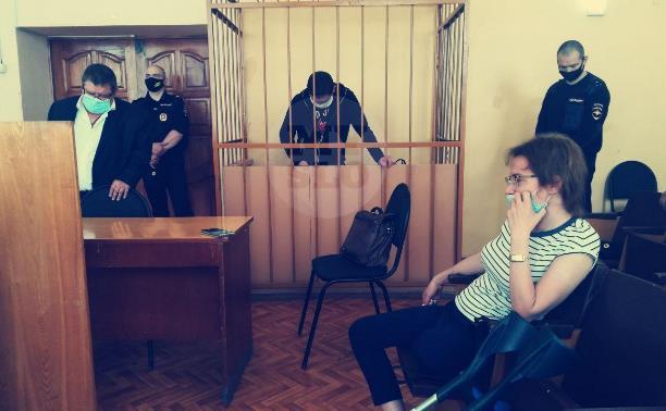 Туляк переехал жену: обвиняемый отправится в колонию строгого режима на 7 лет