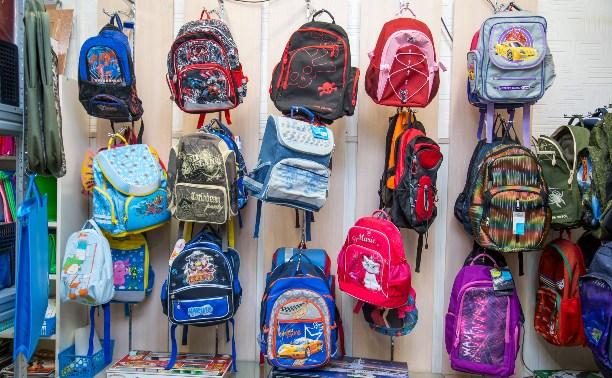 Тульский Роспотребнадзор проверил качество школьных товаров