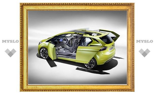 Преемник Ford Fusion получит сдвижные двери