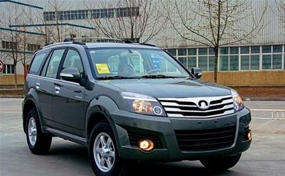 В Туле построят завод китайских автомобилей Great Wall