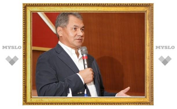 Шойгу предложил наказывать Росгидромет за неточные прогнозы