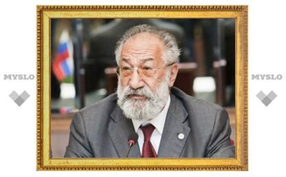 Тульский губернатор поздравил Артура Чилингарова с новой победой