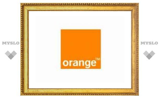 Orange продемонстрировал 128-мегабайтную сим-карту