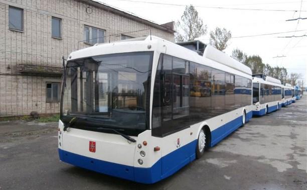 В Туле обновляют городской общественный транспорт