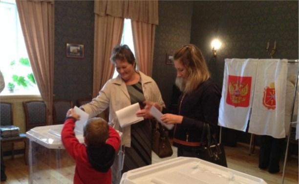 На 11.00 в Тульской области не зарегистрировано нарушений на избирательных участках