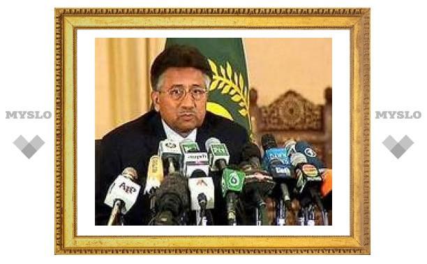 Бхутто сама виновата в своей гибели, заявил Мушарраф