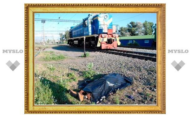 В Туле поезд насмерть сбил человека