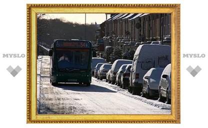 В Италии перевернулся французский школьный автобус