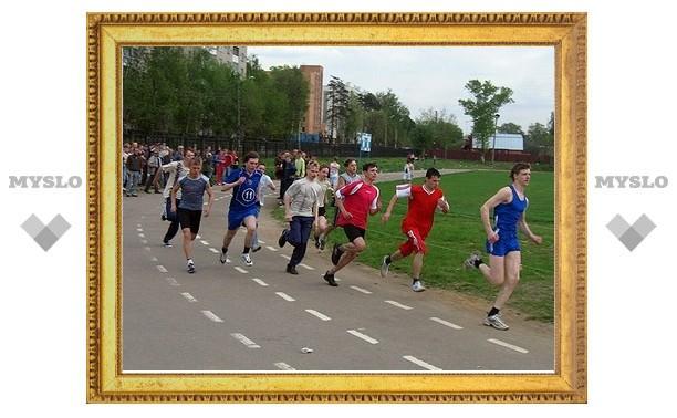 На Спартакиаде молодежи Тулу представляют лишь три спортсмена
