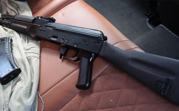 Алексинец продавал полицейским оружие и боеприпасы