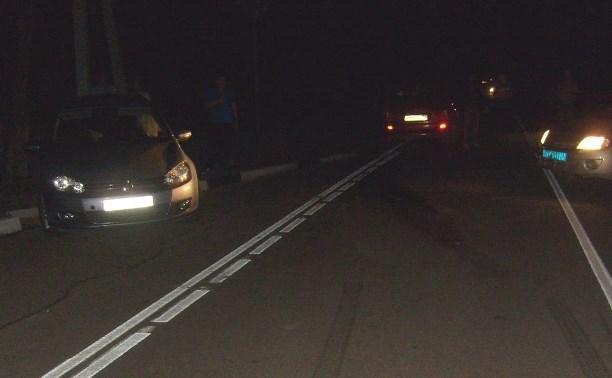 По вине молодого водителя в аварии пострадал 4-летний ребенок